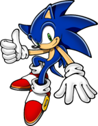 Sonic Art Assets DVD - Sonic The Hedgehog - 20