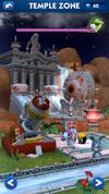 Sonic Dash Temple Zone restored