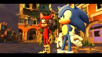 Sonic Forces Ending - AvatarSonic
