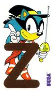 Alphabet Sonic 14