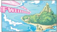 Bygone Island comic