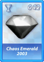 Card 012 (Sonic Rivals)