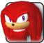 Knuckles icon (Mario & Sonic 2008)