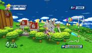 Mario Sonic Olympic Winter Games Gameplay 169