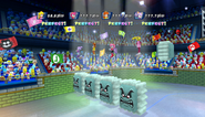 Mario Sonic Olympic Winter Games Gameplay 319