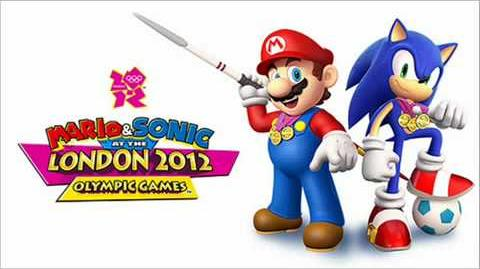 Mario and Sonic At London 2012 Olympic Games OST Ocean Palace Remix