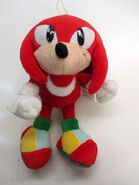 STF PlushToy Knuckles
