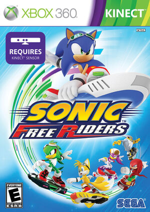 Sonic-Free-Riders-U.S.-Box-Art