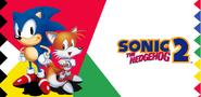 Sonic 2 2013 Sega Forever Art