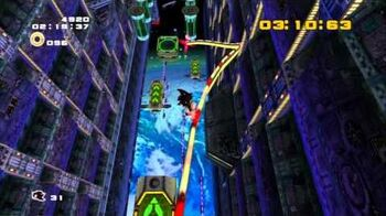 Sonic Adventure 2 (PS3) Final Chase Mission 4 A Rank