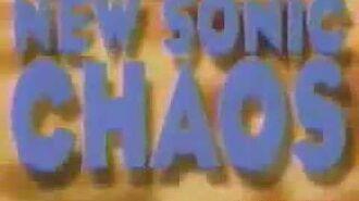Sonic Chaos commercial - SEGA Game Gear
