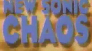 Sonic Chaos commercial - SEGA Game Gear