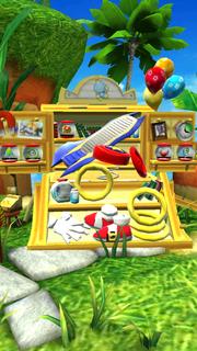Sonic Dash Shop