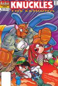 Archie Knuckles Mini Series Issue 9