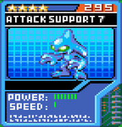 Attack Support 7