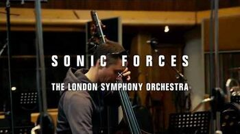 Behind the Scenes- Sonic Forces Orchestra Theme