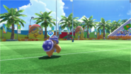 Mario & Sonic at the Rio 2016 Olympic Games - Blue Koopa Rugby Sevens