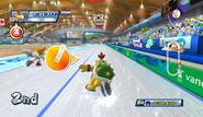 Mario Sonic Olympic Winter Games Gameplay 144