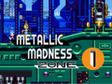 Metallic Madness Zone