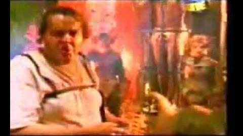 Pirate TV Planet of the Pigs (Sega Genesis Mega Drive) - Retro Video Game Commercial Ad