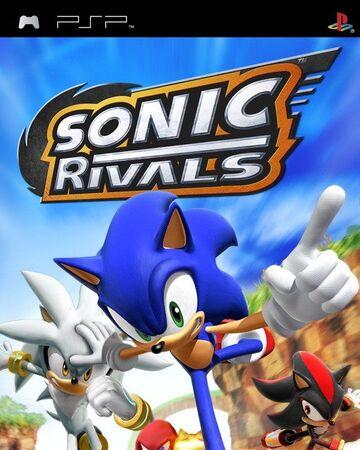 Sonic Rivals Sonic News Network Fandom