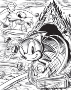 SonicSpinball US Sketch 1993