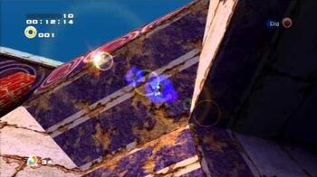 Sonic Adventure 2 (PS3) Dry Lagoon Mission 3 A Rank