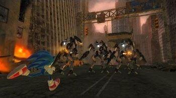 Sonic Generations HD - Blaze Piercing the Flames (Crisis City)