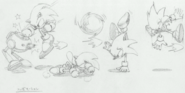Sonic Heroes Attacks
