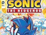 IDW Sonic the Hedgehog N° 025