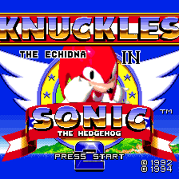 Knuckles The Echidna In Sonic The Hedgehog 2 Sonic News Network Fandom