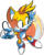 """Miles """"Tails"""" Prower (Archie)"""