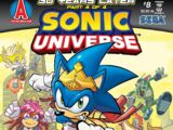 Sonic Universe Issue 8