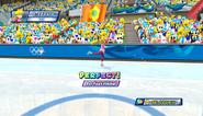 Mario Sonic Olympic Winter Games Gameplay 076