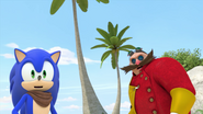 S1E14 Sonic and Eggman surprised