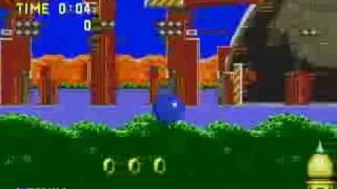 Sonic 3 & Knuckles - Launch Base Zone Act 1 Speedrun (0 46)