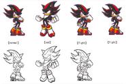 Sonic Battle Mood Koncept 5