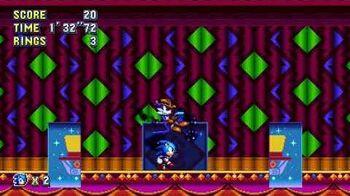 Sonic Mania Boss 17 - Heavy Magician