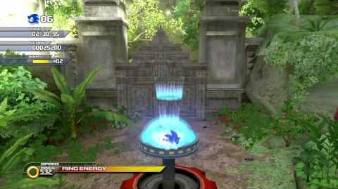 Sonic Unleashed Adabat Day HD