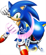 Sonic and Metal Sonic 1