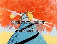 Sonic is Running 001