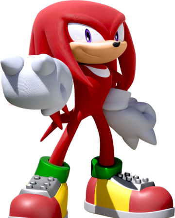 Knuckles The Echidna Miscellaneous Sonic News Network Fandom