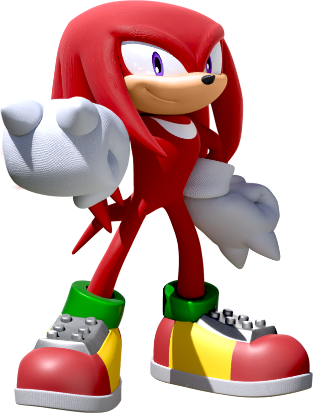 Knuckles the Echidna | Sonic News Network | FANDOM powered
