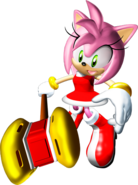 Amy-Sonic A. DX