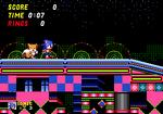 Casino Night Sonic 2 Simon Wai prototype