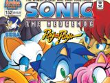Archie Sonic the Hedgehog Issue 152