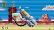 Mirage Saloon Gun