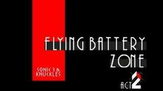 S&K StH3&K Music Flying Battery Zone Act 2