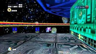 Sonic Adventure 2 (PS3) Mad Space Mission 3 A Rank