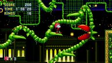 Stardust Speedway Zone Sonic Mania 2